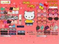 Hello Kitty bekleiden
