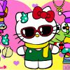 Hello Kitty bekleiden 2