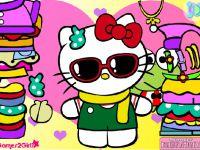 Hello Kitty bekleiden 2